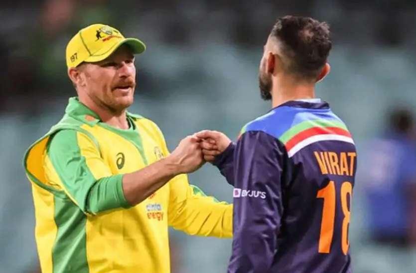 Ind vs Aus Ist T20 : भारत ने ऑस्ट्रेलिया को दिया 162 रन का टारगेट, राहुल ने लगाई फिफ्टी
