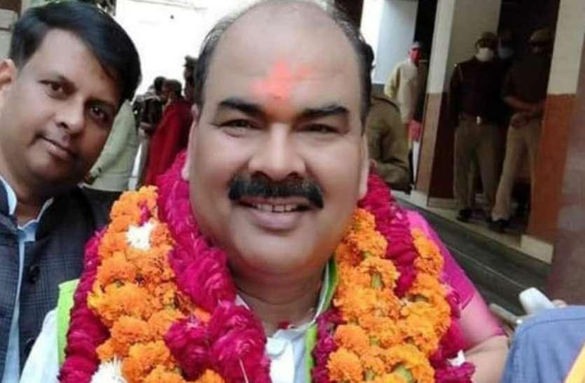 UP MLC Election 2020 Results : लखनऊ शिक्षक खण्ड से उमेश द्विवेदी ने भाजपा का परचम लहराया, दूसरे नम्बर पर रहे निर्दलीय प्रत्याशी