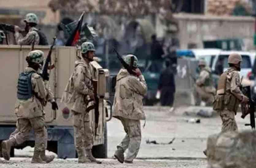 Afghanistan: सैन्य कार्रवाई में 15 तालिबानी आतंकी ढेर, भारी मात्रा में विस्फोटक बरामद