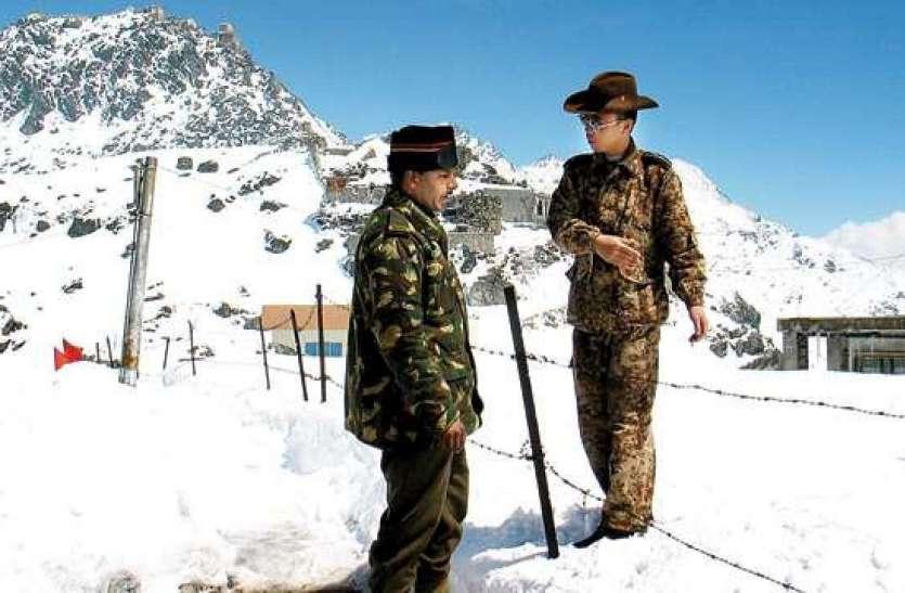 डोकलाम विवाद के बाद से चीन ने मजबूत की स्थिति, एलएसी पर 20 से अधिक शिविर बनाए