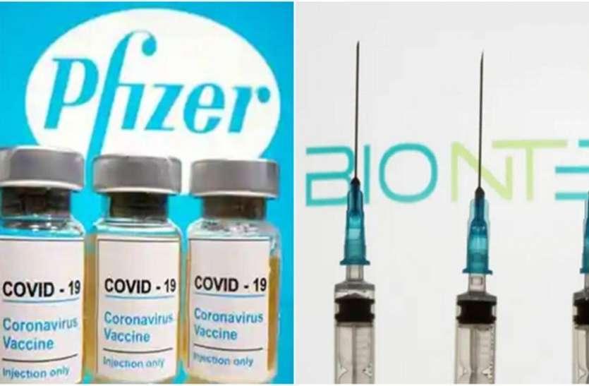 अमरीका में फाइजर की कोरोना वैक्सीन को मिली मंजूरी, देश में एक दिन में रिकॉर्ड 2.80 लाख नए केस दर्ज