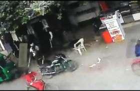 कानपुर में अधिवक्ता की पिटाई का दिल दहलाने वाला वीडियो