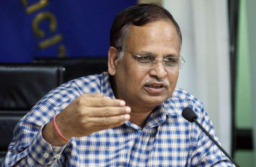 दिल्ली के स्वास्थ्य मंत्री का दावा, कोरोना वायरस के इलाज के लिए 13 हजार बिस्तर खाली