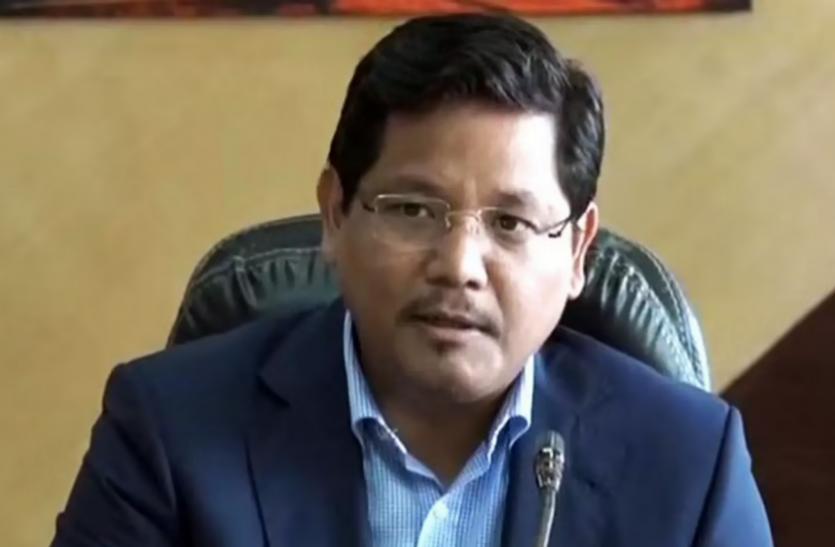 Meghalaya : सीएम कॉनराड संगमा की कोरोना रिपोर्ट पॉजिटिव, संपर्क में आने वालों से की इस बात की अपील