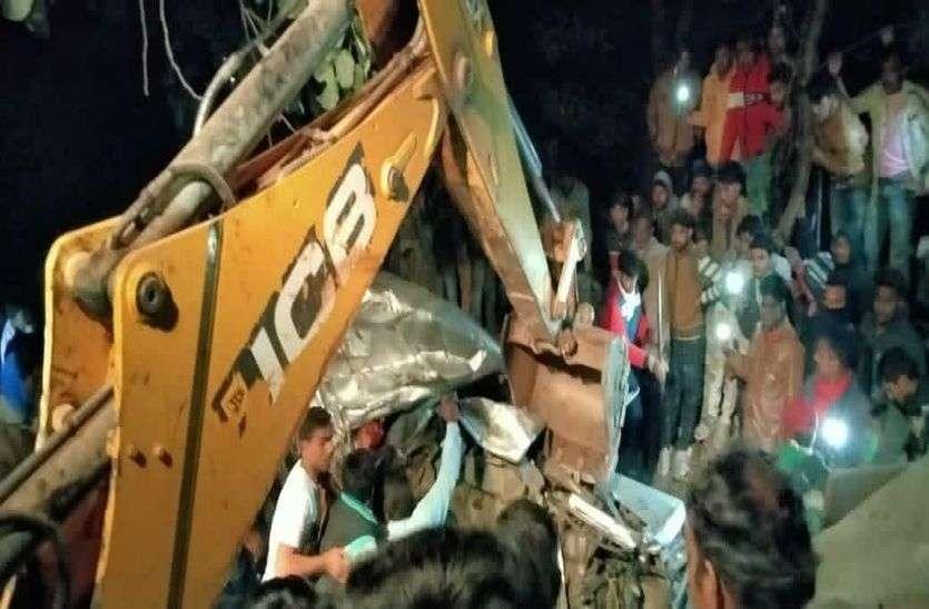 BIG BREAKING Major accident in Rajasthan, seven people died
