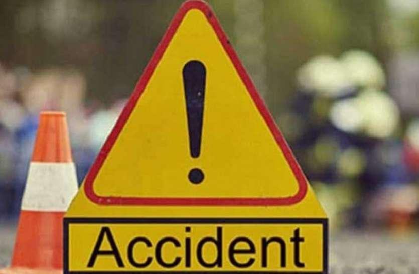 दर्दनाक हादसा: ट्रैक्टर ट्राली के पहिए में दबकर चालक की मौत