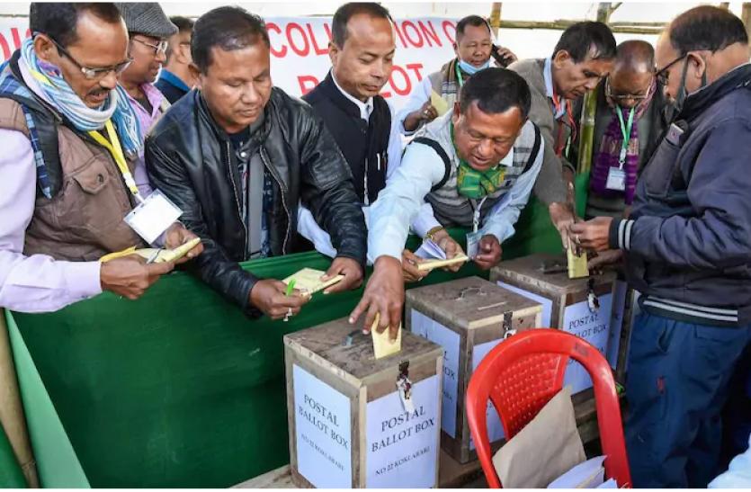 Assam : बोडोलैंड परिषद चुनाव में एनडीए की जीत, अमित शाह ने जताया सभी का आभार
