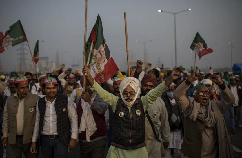 Farmer Protest: कृषि कानूनों का विरोध, देश के बड़े अफसर ने दिया इस्तीफा