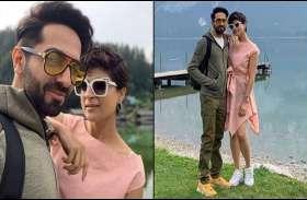 Ayushmann Khurrana के घर नन्हे मेहमान का आगमन, ताहिरा ने फोटो शेयर कर कहा- 'It's a girl'