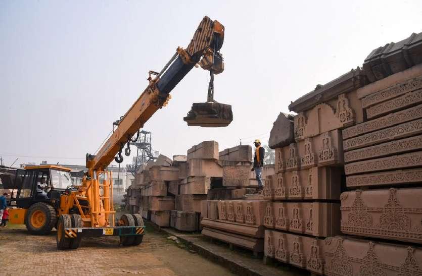 दोबारा बनाई जाएगी राम मंदिर के नींव की डिजाइन, बालू की परत ने खड़ी की नई मुसीबत