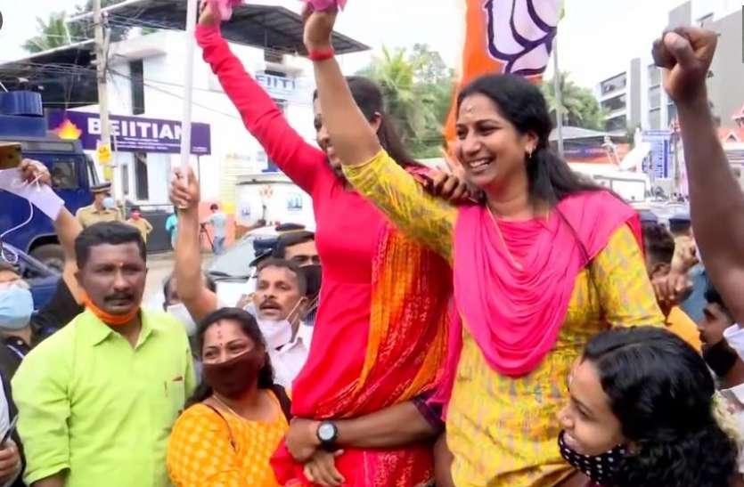 Kerala Election Results: LDF ने बढ़ाई बढ़त, पिछली बार की तुलना में बीजेपी का बेहतर प्रदर्शन