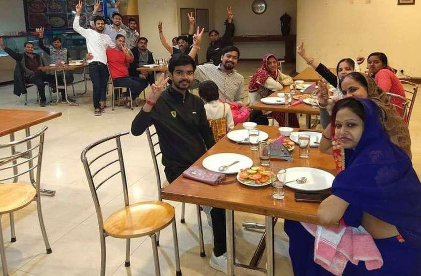 नगरनिकाय चुनाव  - करौली में दो, हिण्डौन में आठ पार्षद भाजपा की घेराबंदी से बाहर