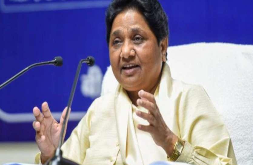 ब्राह्मण सम्मेलन से विरोधी पार्टियों की नींद उड़ गई : मायावती