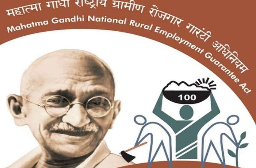 हनुमानगढ़ में मनरेगा मजदूरों को अफसर नहीं दिला पा रहे पूरी मजदूरी