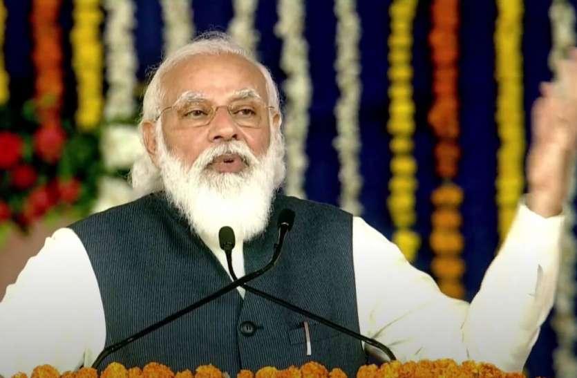 Gujarat: प्रधानमंत्री मोदी की किसानों को समझाने की कोशिश, पंजाब मूल के किसानों से मिले