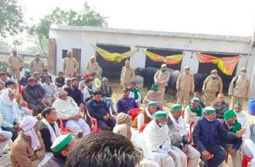Farmers Protest: दिल्ली जाने वाला रास्ता फिर बंद, किसान नेताओं को पुलिस ने किया होम अरेस्ट