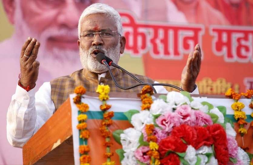 स्वतंत्र देव सिंह ने विपक्ष के प्रदर्शन को बताया नाटक, कहा- किसानों तक उनका हक पहुंचा रही बीजेपी