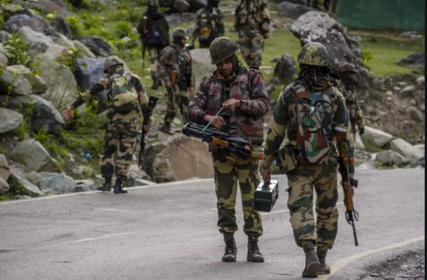 Jammu-Kashmir: भारतीय सेना की बड़ी कार्रवाई, सुंदरबनी सेक्टर में 2 पाकिस्तानी सैनिक ढेर