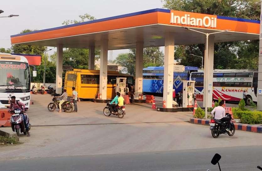 छह माह में 13 रुपए डीजल 14 रुपए बढ़े पेट्रोल के दाम