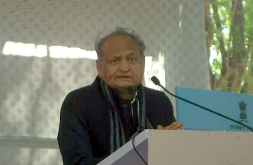 CM गहलोत का बड़ा हमला, कहा- भाजपा और आरएसएस की सोच से पूरा देश दुखी
