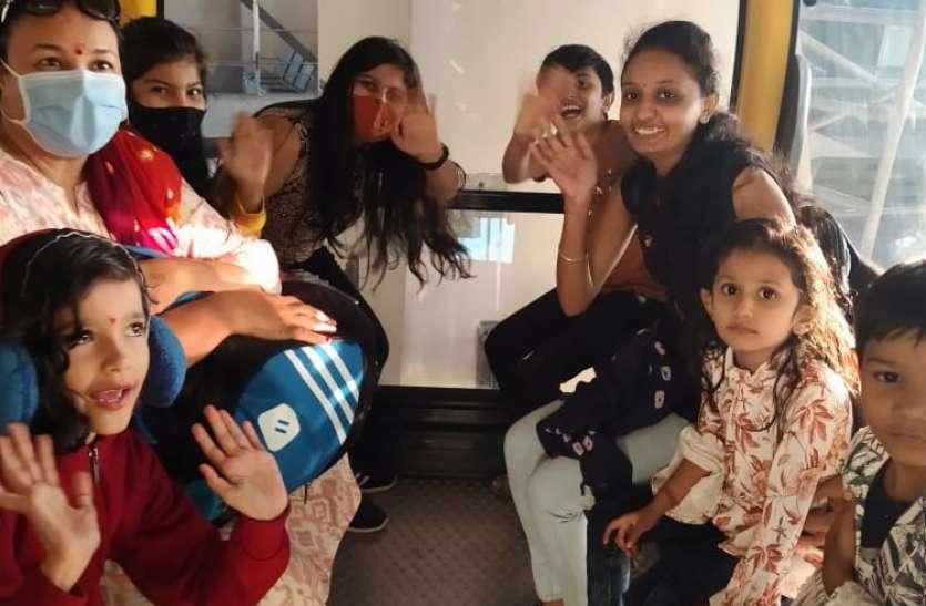 चार चिकित्सकों, 15 नर्सिंगकर्मियों ने बच्चों के साथ लिया लाभ