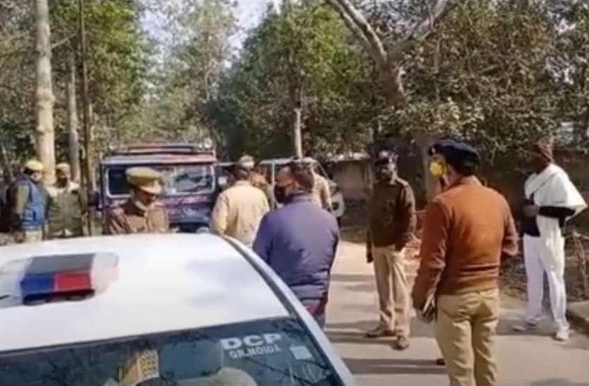 घर से निकलते ही अधिवक्ता की गोलियों से भूनकर हत्या, पुलिस महकमे में हड़कंप