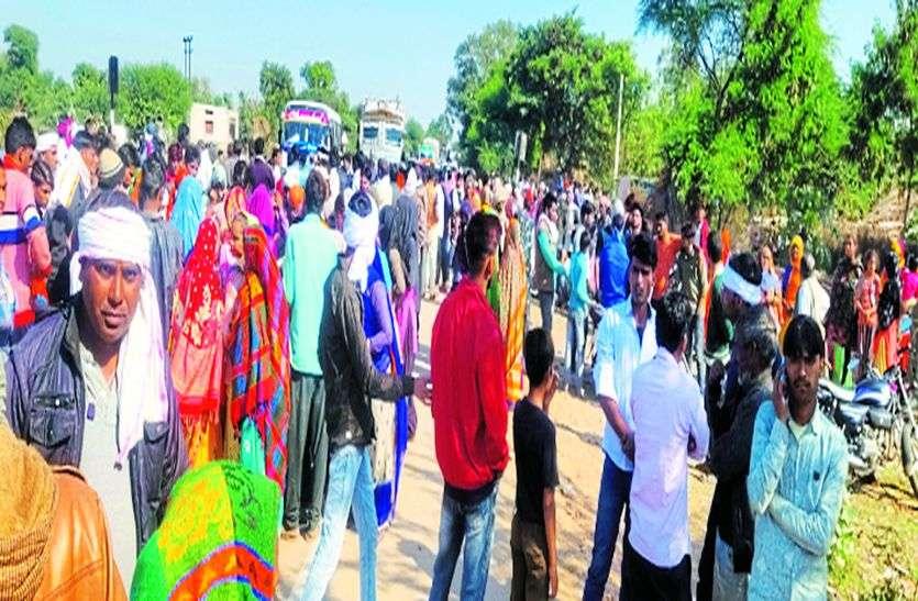 गांव सनकई में किशोर की गोली मारकर हत्या
