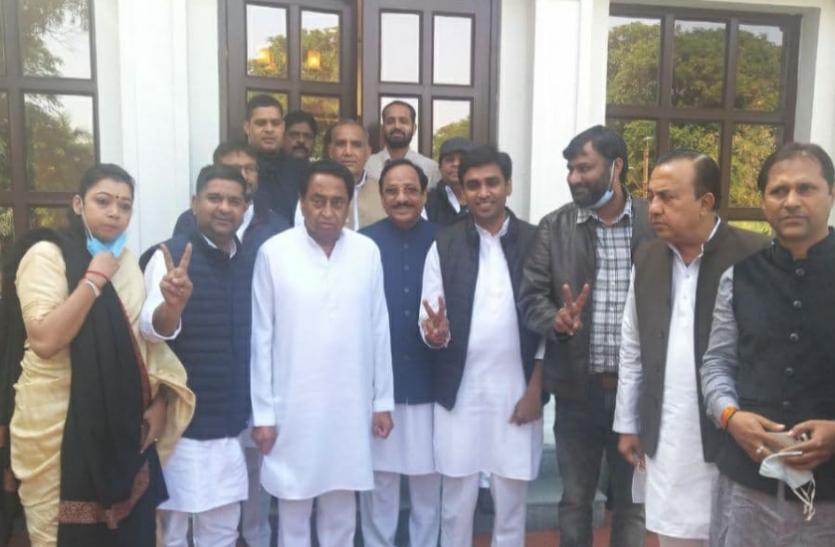 विक्रांत भूरिया बने युवक कांग्रेस के प्रदेश अध्यक्ष, संजय सिंह को हराया चुनाव