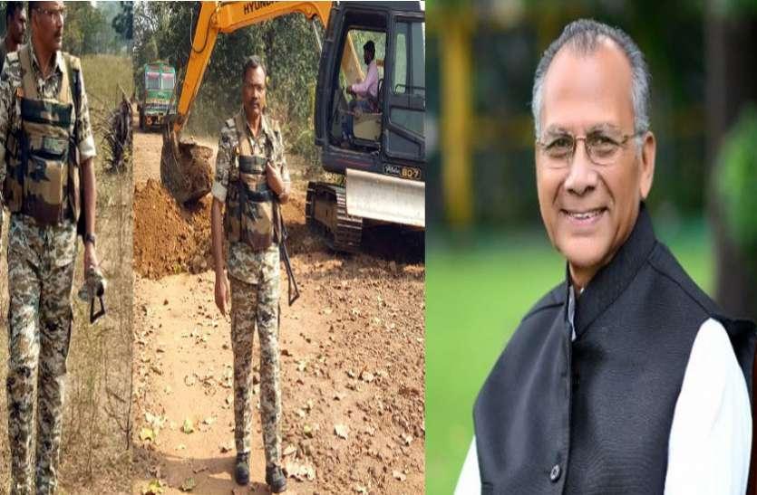 सुकमा SP के एल ध्रुव की काम की सराहना, गृहमंत्री ताम्रध्वज साहू ने की तारीफ