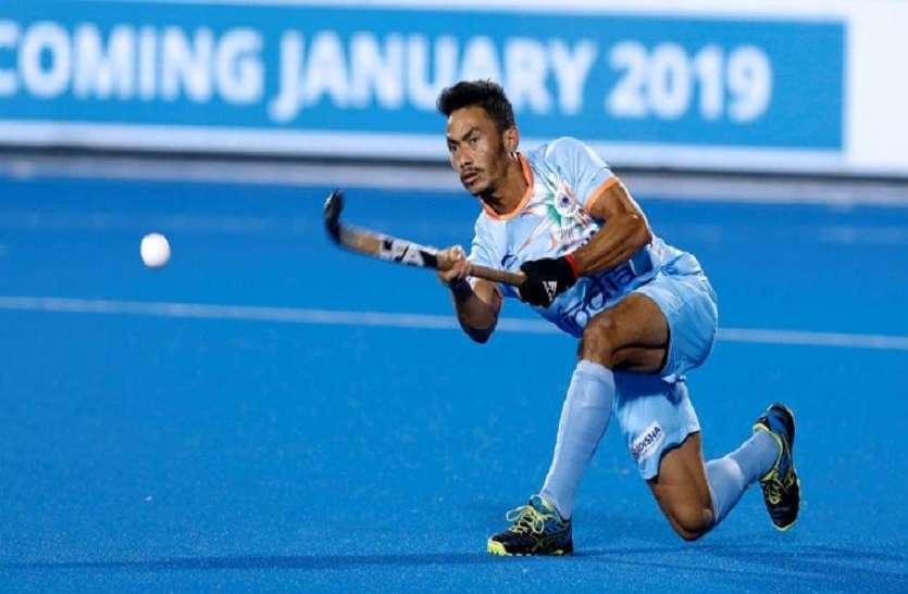 चौथे स्थान पर रहकर भारतीय पुरुष हॉकी टीम ने किया 2020 का समापन