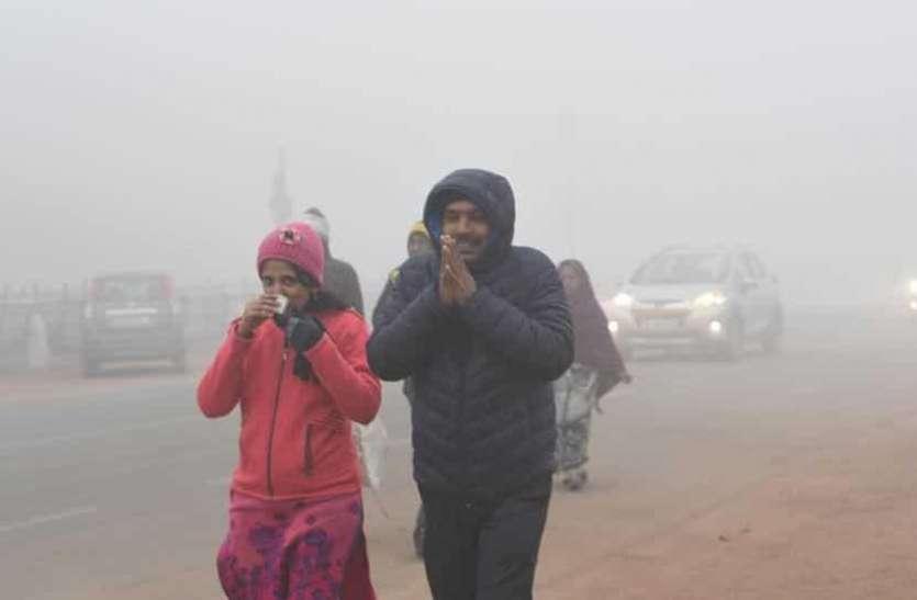 आखिर क्यों पड़ रही है रिकॉर्डतोड़ सर्दी, दिल्ली में शिमला से भी कम तापमान
