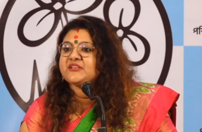 शुभेंदु को तोड़े जाने के बाद ममता बनर्जी ने बीजेपी से लिया बदला, शाह के करीबी की पत्नी को TMC में कराया शामिल