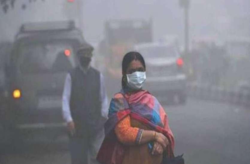 ठंड के कहर से ठिठुर रहा यूपी, कोहरे और धुंध की वजह से बढ़ रहे सांस के रोगी, कोरोना का खौफ भी बना रहा मनोरोगी