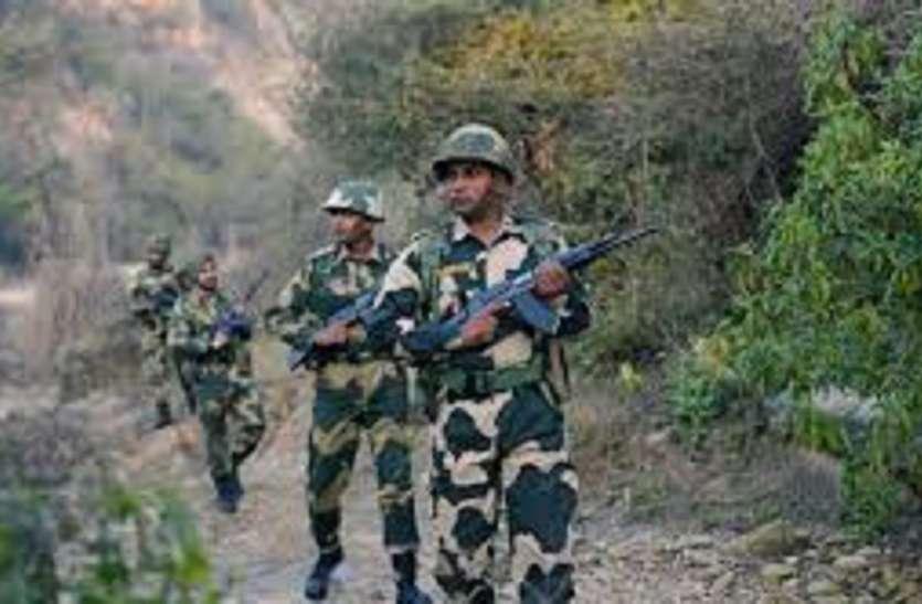 बांग्लादेश सीमा के पास तस्करी को नाकाम कर 210 याबा टैबलेट्स जब्त किया