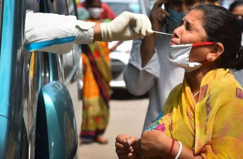 कोरोना वायरस के केसों में हुआ इजाफा, 24 घंटे में मौतों की संख्या भी बढ़ी