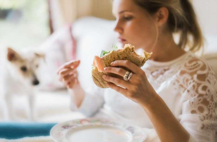 स्वस्थ रहने के लिए खाने से पहले सोचें
