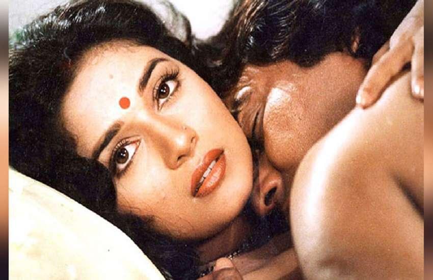 Madhuri Dixit And Vinod Khanna Intimate Scene In Dayavan He Became Out - Madhuri Dixit को Kiss करते वक्त विनोद खन्ना ने कर दी थी सारी हदें पार, डायरेक्टर के कट बोलने