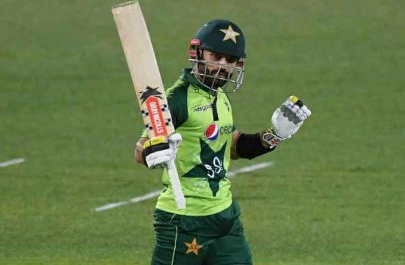 नेपियर टी20 : रिजवान और पेसर्स के दम पर जीता पाकिस्तान