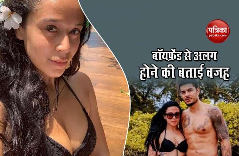 टाइगर श्रॉफ की बहन Krishna Shroff ने बताया बॉयफ्रेंड से अलग होने का कारण, ब्रेकअप के तुरंत बाद बनाया था नया दोस्त