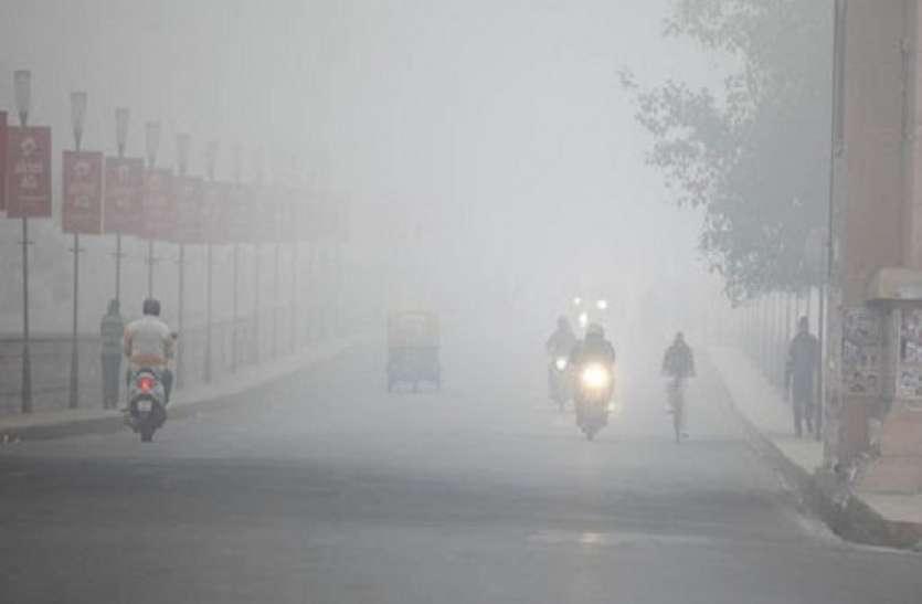 Weather Update: उत्तर भारत में लुढ़का पारा, अगले 4 दिन तक दिल्ली में चलेगी शीतलहर