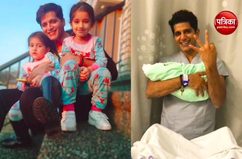 तीसरी लड़की होने पर लगा लड़के के लिए ट्राई करने का आरोप, Karanvir ने दिया दिल छूने वाला जवाब