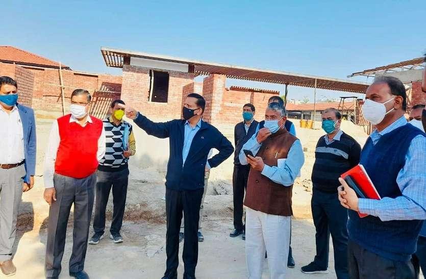 खुशखबरी! शहरवासियों को जल्द मिलेगी जयपुर चौपाटी की सौगात