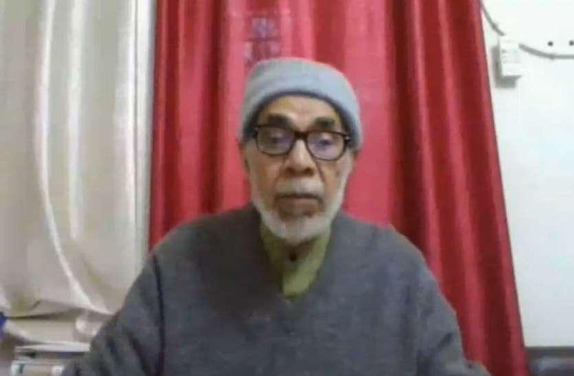 पत्रकारिता के आदर्श पुरुष थे मालवीय और वाजपेयी : राम बहादुर राय