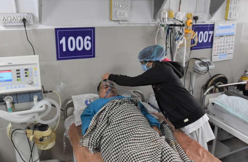 जामनगर के कोविड अस्पताल में दैनिक 20 हजार लीटर ऑक्सीजन का हुआ उपयोग