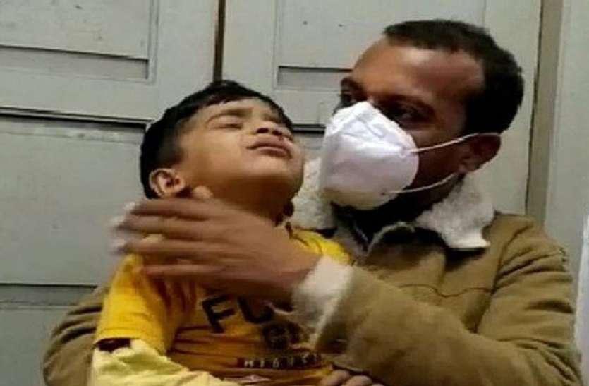 Surat/नाना को नहीं मिला पोते का कब्जा, पिता के साथ जेल में रहेगा