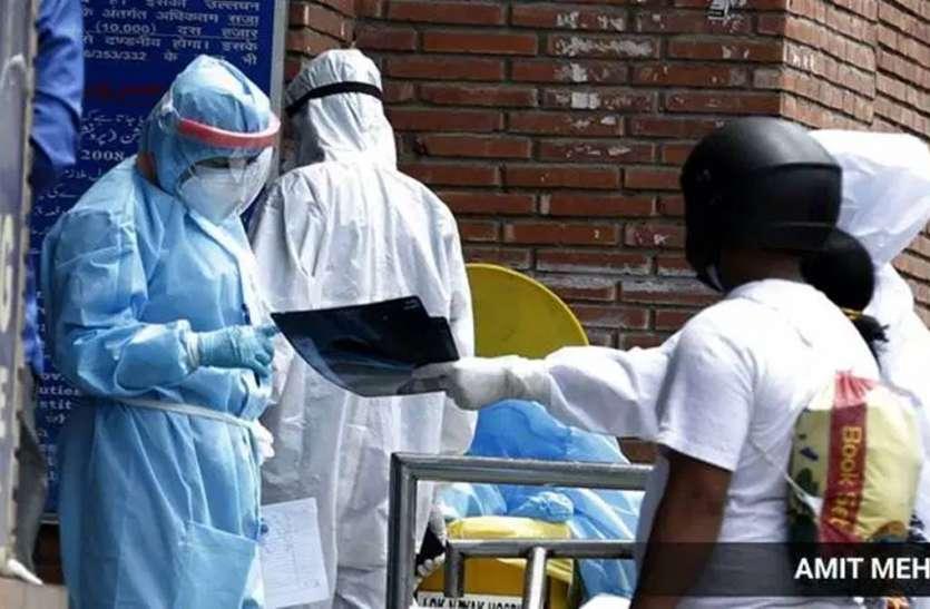 Coronavirus: दिल्ली में 24 घंटों में 655 नए मामले, 23 लोगों की मौत
