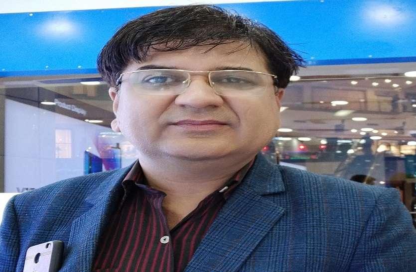 जयपुर के डॉ. डी.पी. शर्मा को मलेशिया में पीस मैसेंजर सम्मान