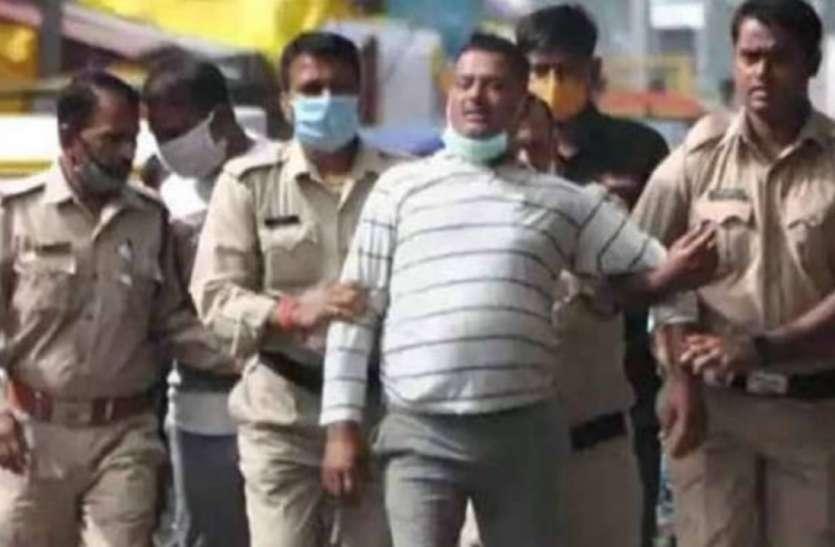 बिकरू कांड - कानपुर पुलिस दीपक दुबे को लेकर की बड़ी तैयारी