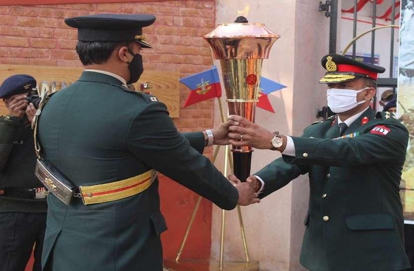 1971 में पाकिस्तान से जीतकर टैंक लाए थे भरतपुर, तीन जवान हुए थे शहीद