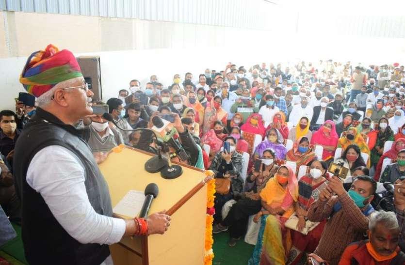 देश की आपराधिक कैपिटल बना राजस्थान: शेखावत